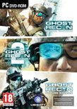 Ghost Recon (Triple Pack) (AW 1 + 2 + Future Soldier)  (DVD-Rom) - Windows