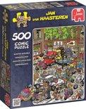 Jan van Haasteren Verkeerschaos - Puzzel - 500 stukjes