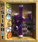Stikbot Purple