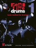 Real Time Drums Level 1 (Basic Method for Drumset) (Boek met Cd)