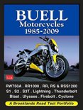 Buell Motorcycles Road Test Portfolio 1985-2009