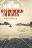 Lucas Davenport 30 - Geschreven in bloed