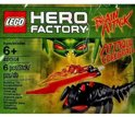 Lego Hero Factory Brain Attack - 40084 (Polybag)