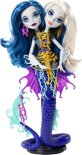 Monster High - Groot Griezelrif Peri & Pearl - Modepop
