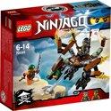 LEGO Ninjago Cole's Draak - 70599