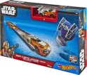 Hot Wheels®- Star Wars™ Lightsaber™ Blast & Battle™ Luke Skywalker™ Vehicle Launcher