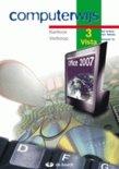 Computerwijs kantoor verkoop 3 vista office 2007 leerwerkboek cd rom