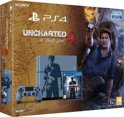 Sony PlayStation 4 Limited Uncharted 4: A Thief's End Console - 1TB - Grijs - PS4