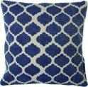 Riverdale Vintage - Sierkussen - 45x45 cm - Blauw