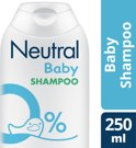 Neutral 0% Parfumvrij - 250 ml - Baby Shampoo