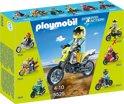 Playmobil Crossmotor - 5525