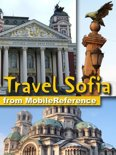 Travel Sofia: Illustrated guide, Phrasebook & Maps (Mobi Travel)