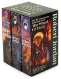 The Wheel of Time, Boxed Set II, Books 4-6
