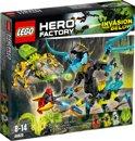 LEGO Hero Factory KONINGINNEBEEST vs. FURNO, EVO & STORMER - 44029