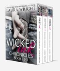 Wicked Ink Chronicles Box Set (Books 1-3)