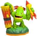 Skylanders Giants: Character Zook
