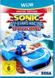 SEGA Sonic All-Stars Racing Transformed Limited Edition, Wii U