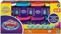 Play-Doh Plus 8 kleuren potjes - 226 gram - Klei
