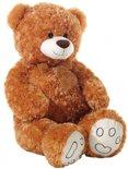 Teddybeer, pluche, pluche beer, knuffel, knuffelbeer - 100cm