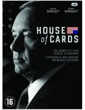 House Of Cards - Seizoen 1 t/m 4 (USA)
