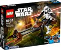 LEGO Star Wars Scout Trooper & Speeder Bike - 75532