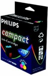 Philips Inktcartridge 424/00 kleur