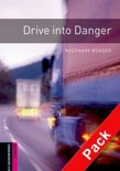 Oxford Bookworms Library Starter: Drive into Danger book + audio-cd pack