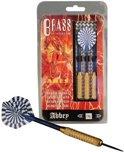Abbey Darts  Dartpijlenset Brons - 19 gram - Set van 3