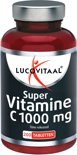 Lucovitaal - Vitamine C 1000mg - 200 tabletten - Voedingssupplementen