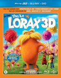 Dr. Seuss' De Lorax En Het Verdwenen Bos (3D Blu-ray)