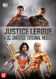 Justice League - 4 DC Universe Original Movies