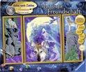 Ravensburger schilderen op nummer Mystieke vriendschap (lichtgevend)
