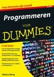 Voor Dummies - Programmeren voor Dummies