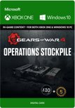 Gears of War 4 - Operations Stockpile - Xbox One / Windows 10