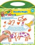 Crayola Mini Kids - D Magic reisset