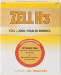 Zell H3 Dragees - 60 dragees - Voedingssupplement