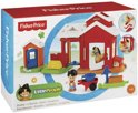 Fisher-Price Little People Paardenstal - Speelfigurenset