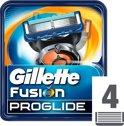 Gillette Fusion ProGlide, 4 stuks