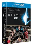 Gravity & The Great Gatsby (3D & 2D Blu-ray)