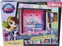 Littlest Pet Shop - The Yummy Treat Bar Style Set