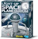 4M Kidzlabs Science - Light-Up Space Planetarium - Hobbyset