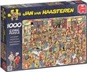 Jan van Haasteren Vrolijke Verjaardag - Puzzel - 1000 stukjes