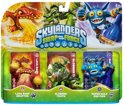 Skylanders Swap Force: Adventure Triple Pack Slobber Tooth, Eruptor, Pop Fizz