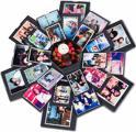 Explosie Foto Doos | Cadeau voor Geliefde | Love Gift | Explosion box | Valentijnscadeau | Relatie Cadeau | Relatiegeschenk | Fotodoos | Valentijnsdag | Huwelijkscadeau | Trouwen | Fotoalbum |  DIY