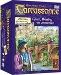 Carcassonne: Graaf, Koning en Consorten - Kaartspel