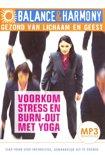 Voorkom stress en burn-out met yoga (mp3-download luisterboek, dus geen fysiek boek of CD!)