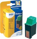 HP 26 - Inktcartridge / Zwart
