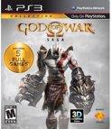 GOD OF WAR SAGA PS3 (1 +2 + 3+ ORIGINS I + II) - 5 volledige games