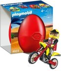 Playmobil Crossmotor - 4923