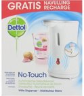 Dettol No-Touch Dispenser + Handzeep Sheabutter